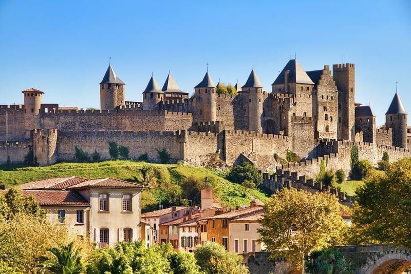 Cité médiévale de Carcassonne