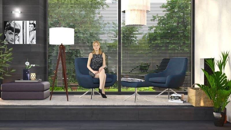פגישת יעוץ בסטודיו כולל הדמיות בתלת מימד - לראות מה אפשר לעשות עם הבית שלכם