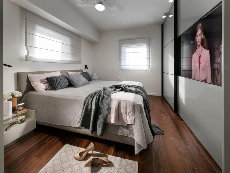 שיפוץ מקיף לדירת 5 חדרים  ברמת השרון
