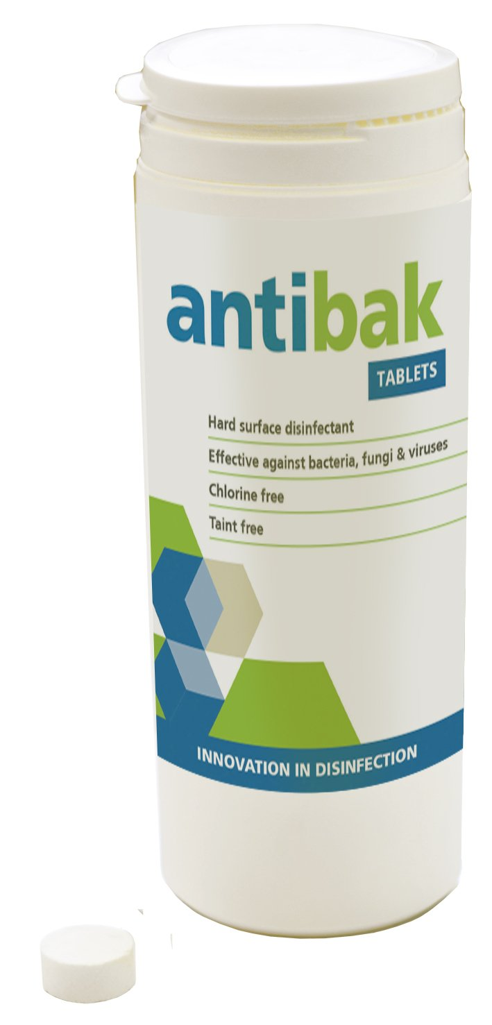 7 Day disinfectant. 1 tablet per 500 ml water