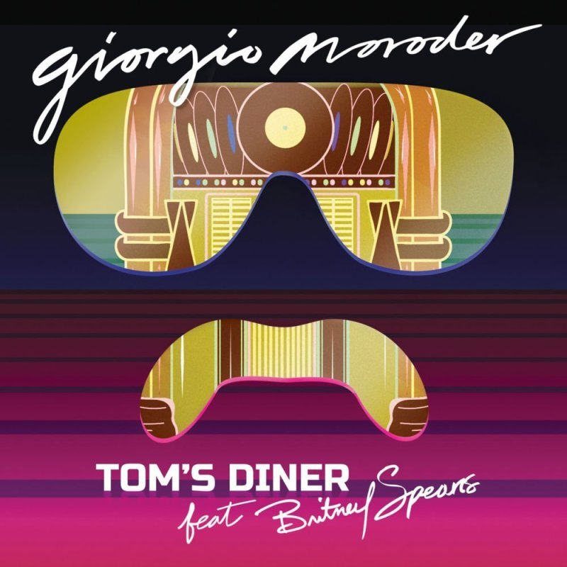 Giorgio Moroder Feat. Britney Spears - Tom's Diner