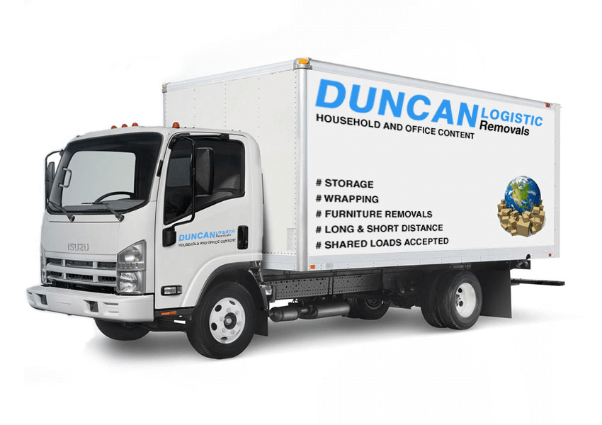 Duncan Logistic Household Removals