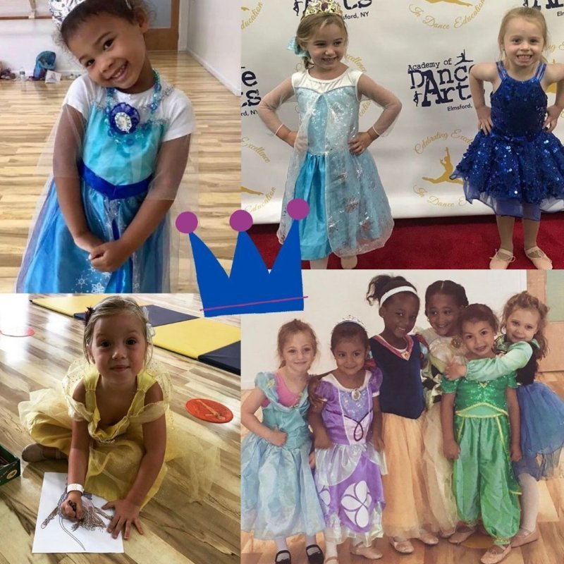Princess and Prince Academy (Ages 3-5)