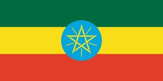 Embajada de la República Democrática Federal de Etiopía Concurrente desde Brasilia