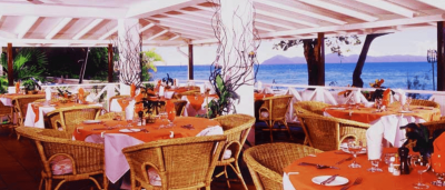 The French Verandah Restaurant