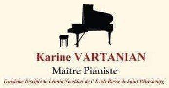 Karine Vartanian ses cours de piano
