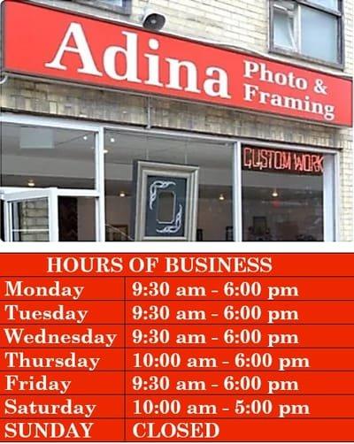 About ADINA