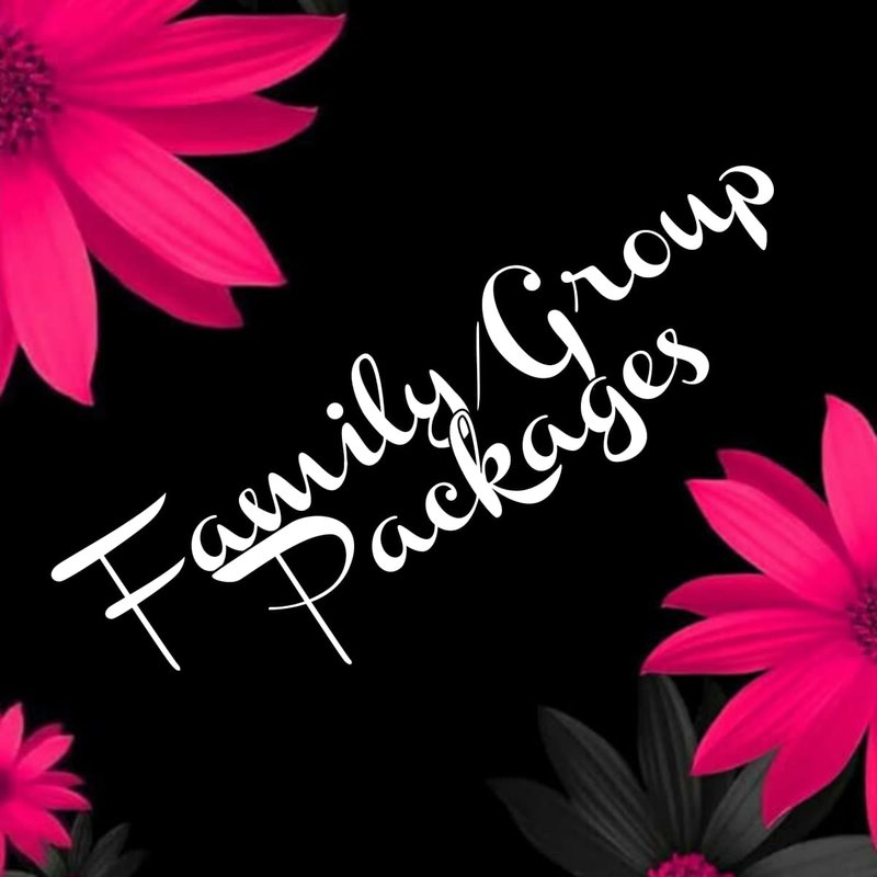 Family/Group Packages - £180