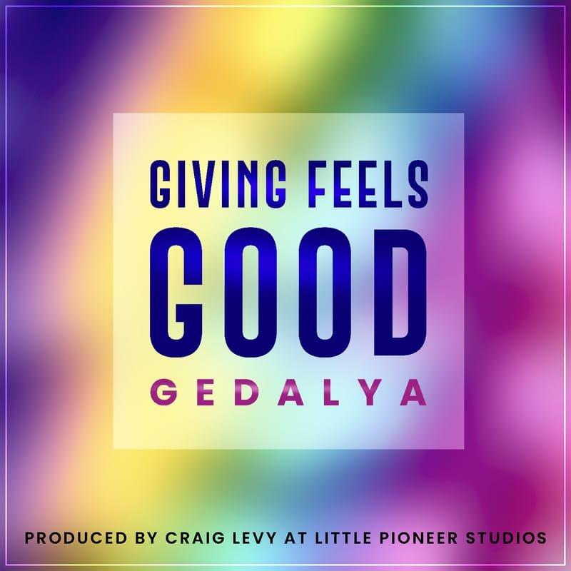 Giving Feels Good