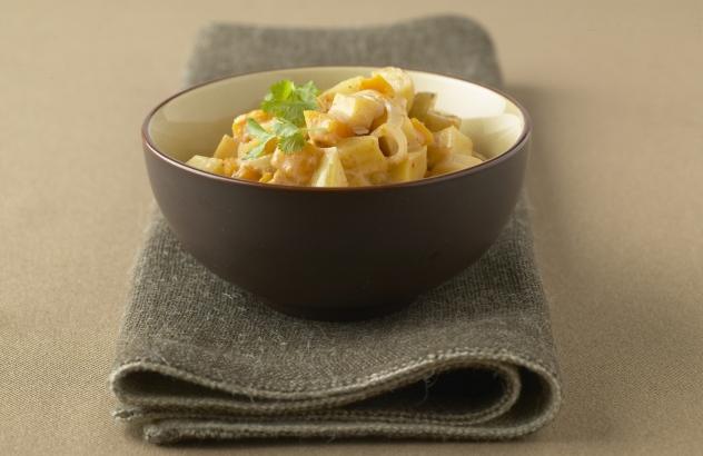 Aardappel recept: Thaise aardappelcurry