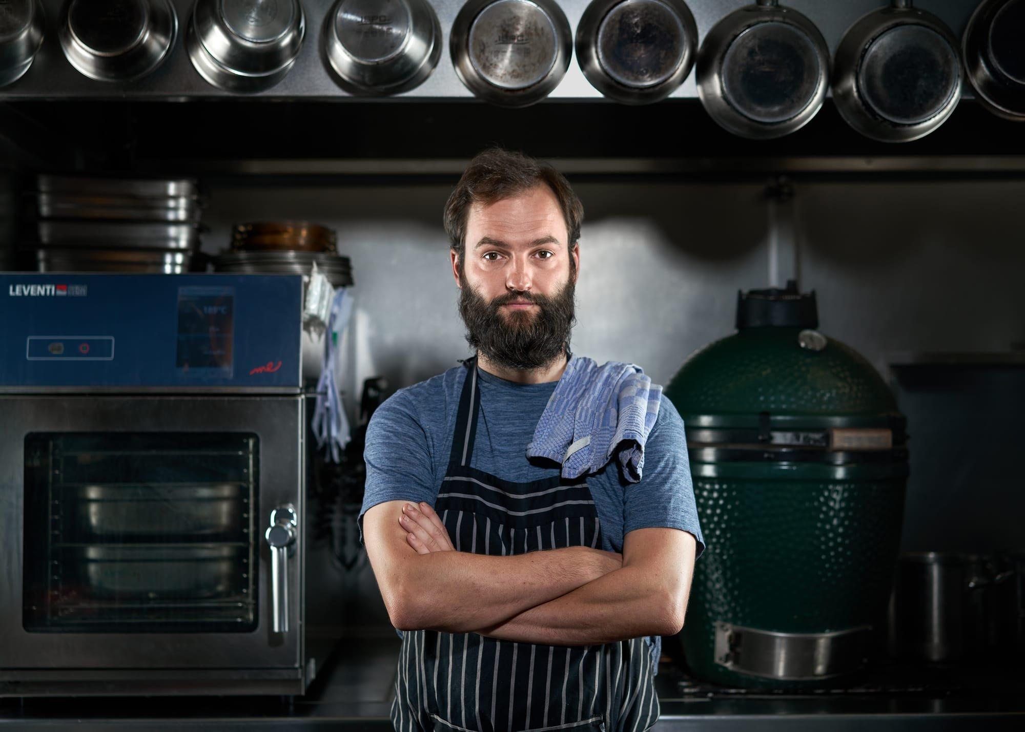 Kim Devisschere van restaurant Roots in Gent