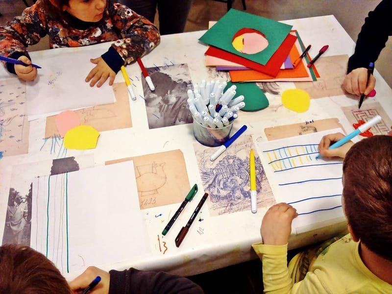 Workshop sulla didattica museale e delle mostre temporanee