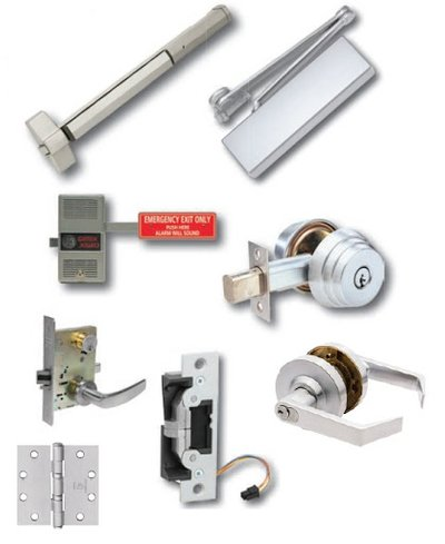 WE SUPPLY AND INSTALL ALL TYPES OF LOCKS