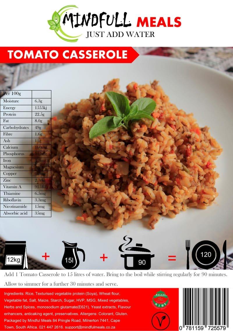 Tomato Casserole 12kg