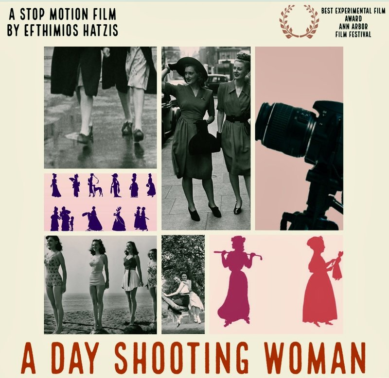 A Day Shooting Woman