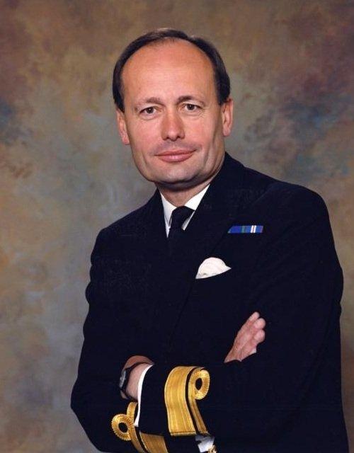 Rear Admiral Neil Morisetti, RN (Ret.)