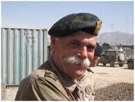 Major Pieter Wit, (Ret.)