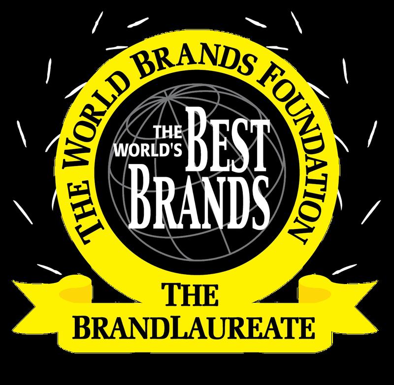 Award Winning Brand
