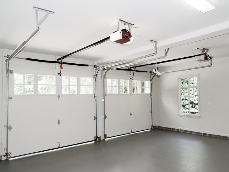 Garage door installation and repair