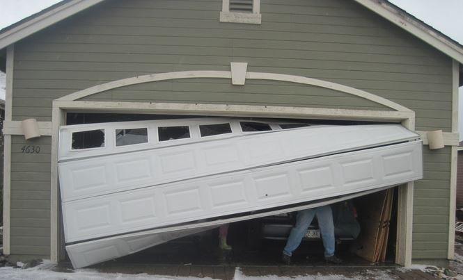 Wide array of garage door services