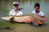 Fly Fishing in Exotic Fishing Thailand - Fly Fishing Advice Thailand