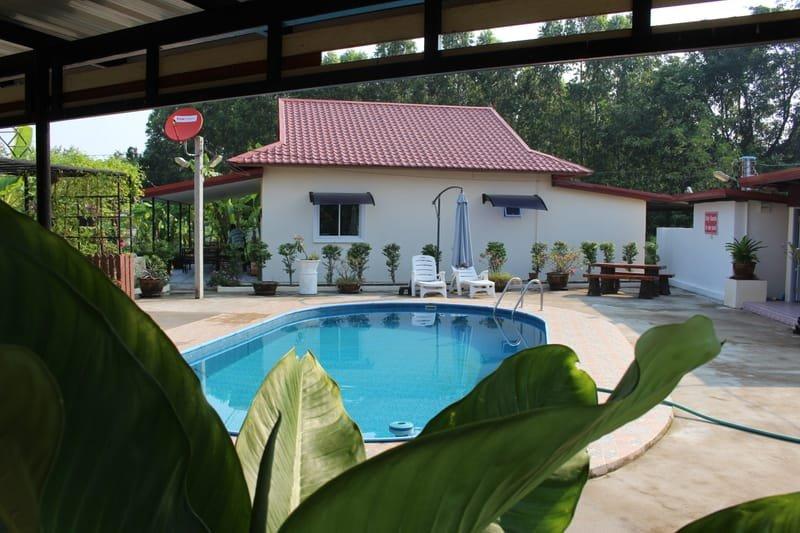 1 bedroom pool Villa Rentals