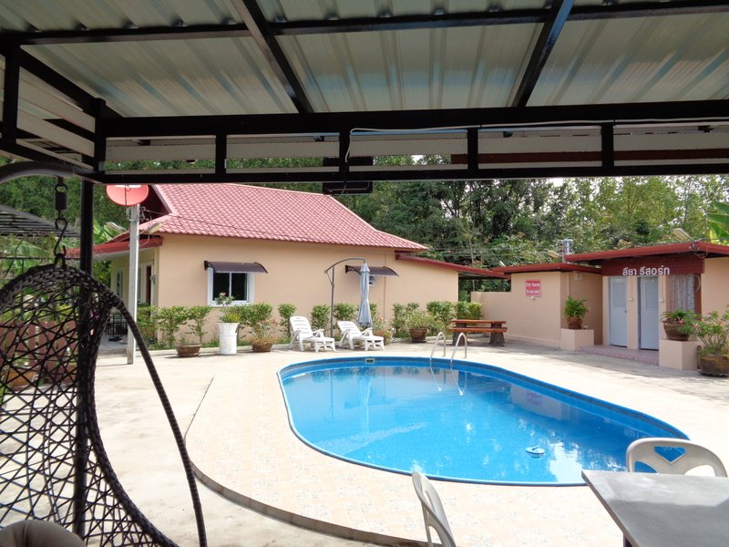2 double bedroom pool Villa private grounds