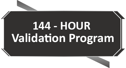 144 hour validation