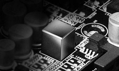 SA-MemoryAlloyChoke of the motherboard
