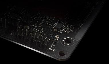SA-MattePCB of the motherboard