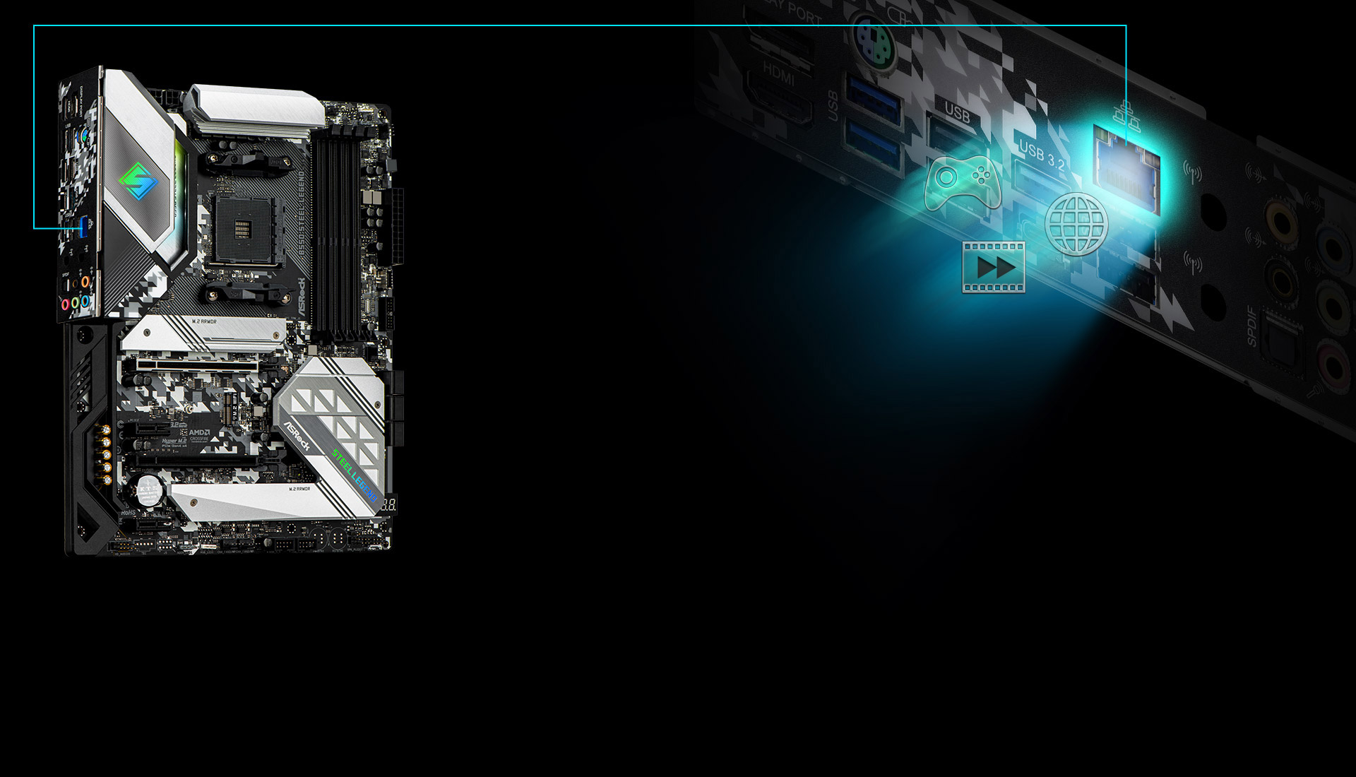 B550 Extreme4 motherboard