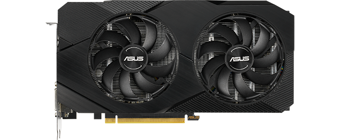 ASUS NVIDIA GeForce GTX 1660 Super Dual EVO
