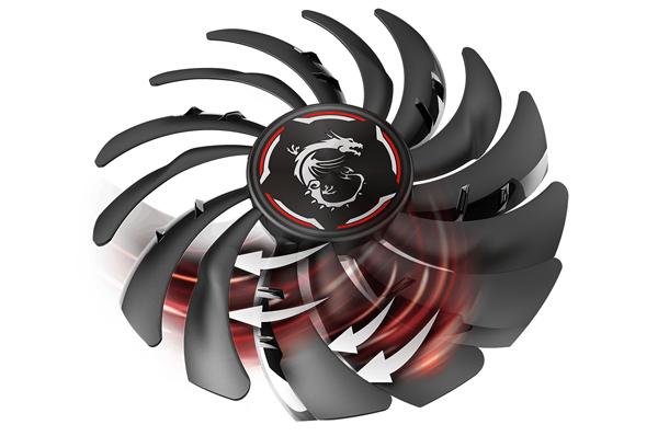 MSI TORX Fan 3.0