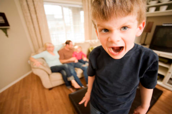 Hiperactividad Infantil