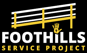 Foothills Service Projects