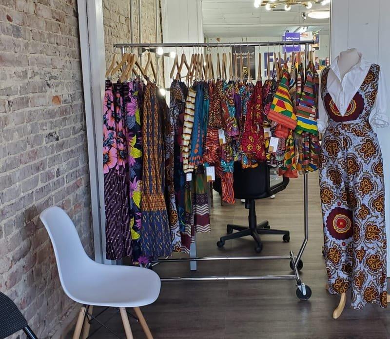 Ankara Clothing