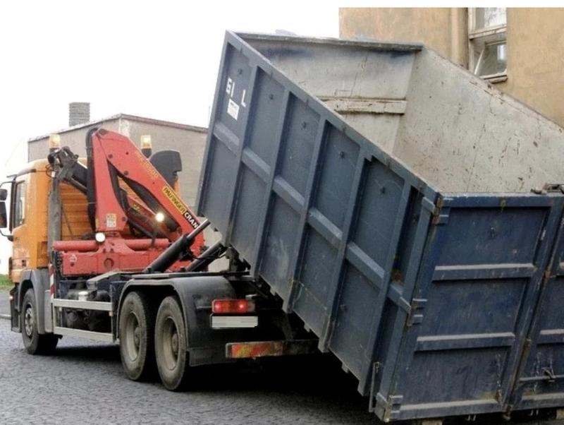 Вывоз мусора контейнерами и бункерами