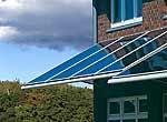 Solar PV Panel Canopy
