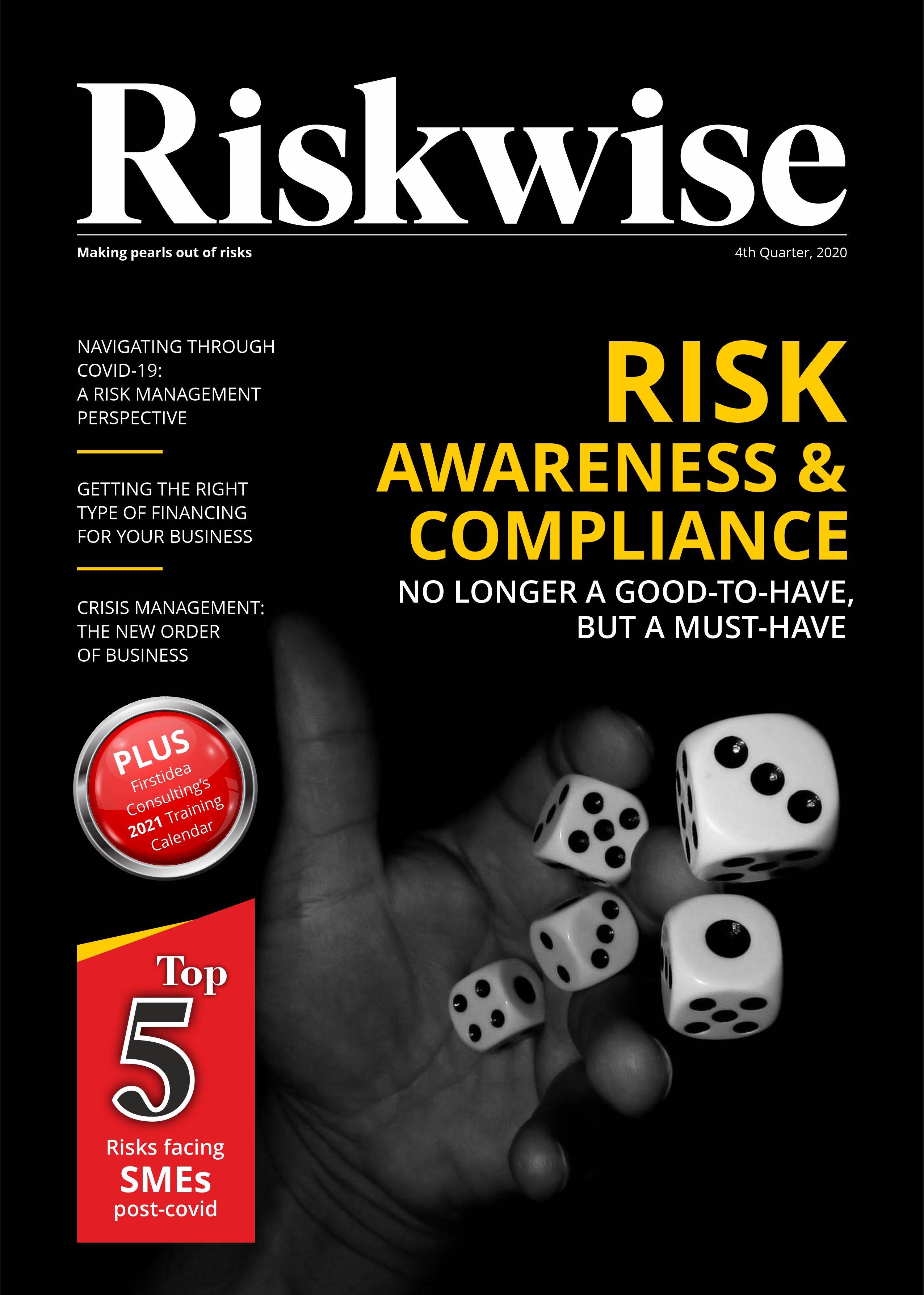 Riskwise e-magazine