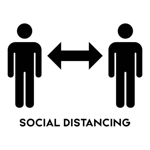 Keeping distance