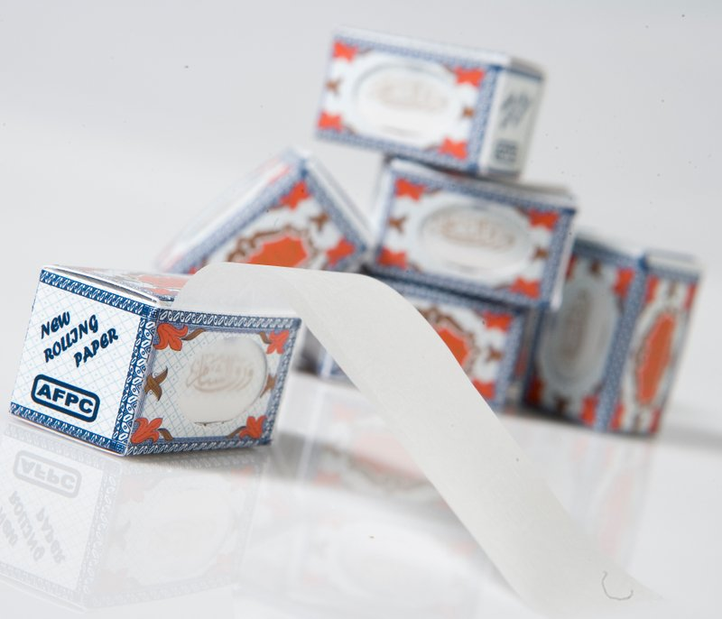 Cigarette Paper Roll Boxes