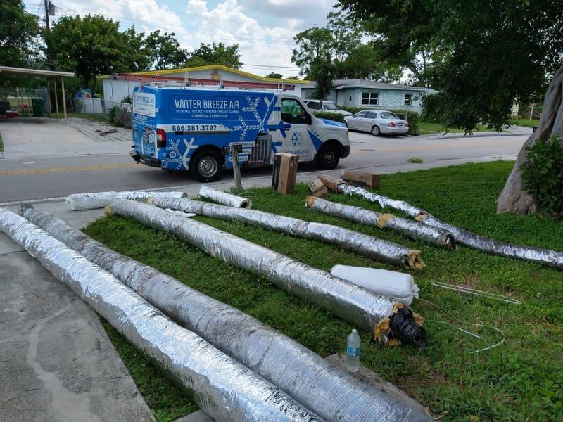Air Duct Installation Miami