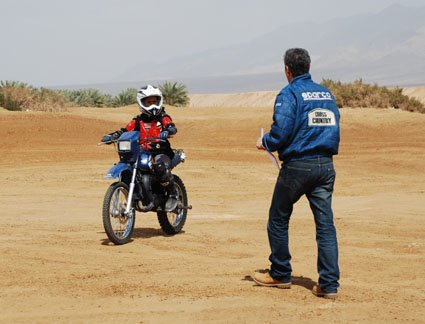 INSTRUCTOR & TRAINER IN MOTORSPORT
