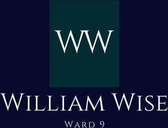 William Wise For Ward 9