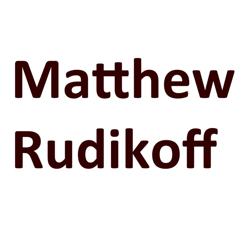 Matthew Rudikoff
