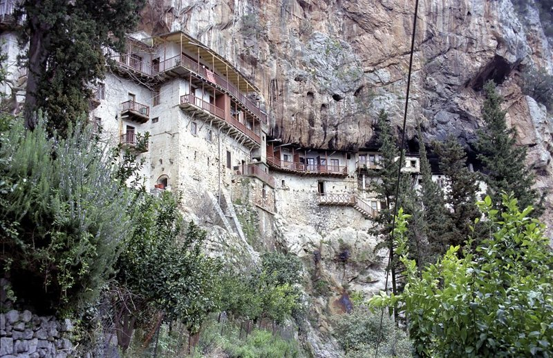 Monastery of Agios Ioannis Prodromos