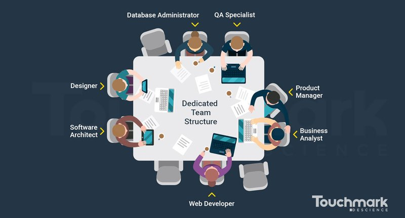 Dedicated Software Developers and Development Teams