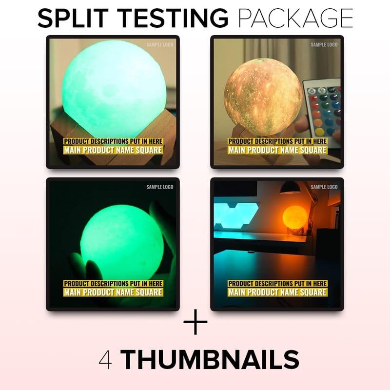 SPLIT TESTING PACKAGE - $50 - Copy