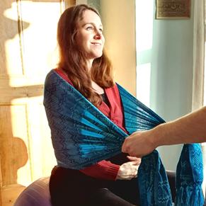 Rebozo Techniques for Pregnancy