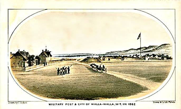 Fort Walla Walla Camp No. 3 of Kennewick, WA